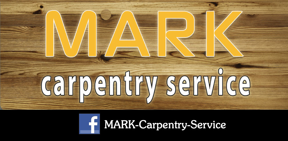 logo Mark carpentry service